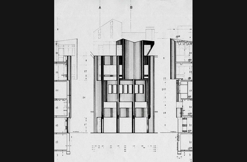 Projekt 2 herbert plonske for Architektur 1960